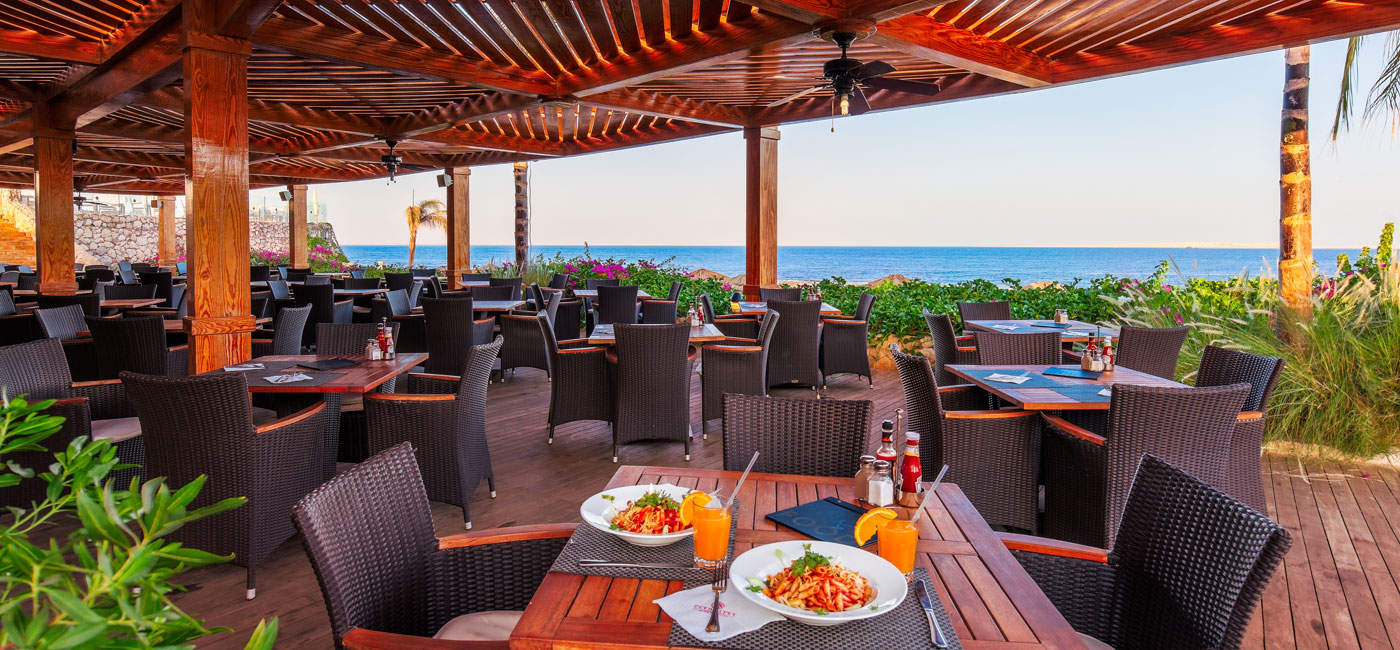 Terrasse Cleopatra Luxury Resort