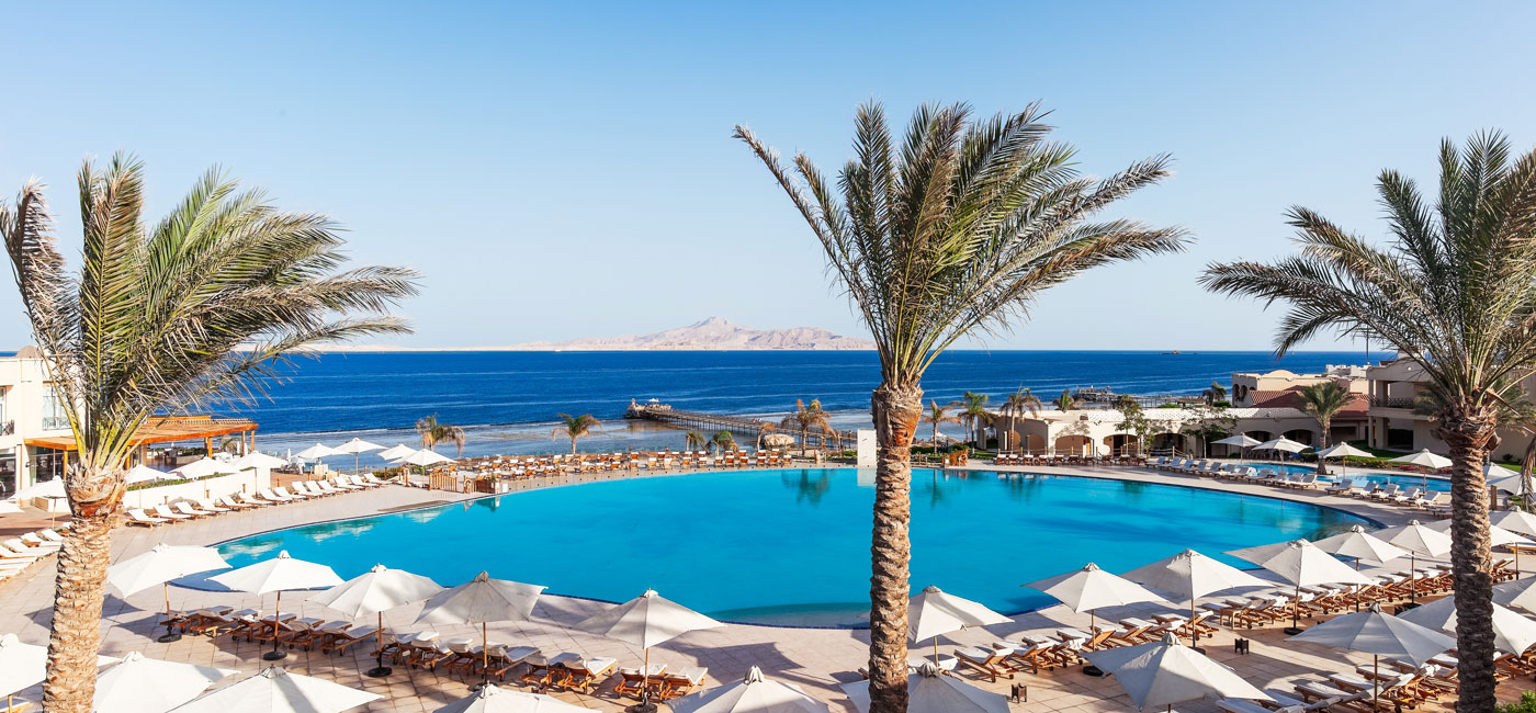 Strand Cleopatra Luxury Resort